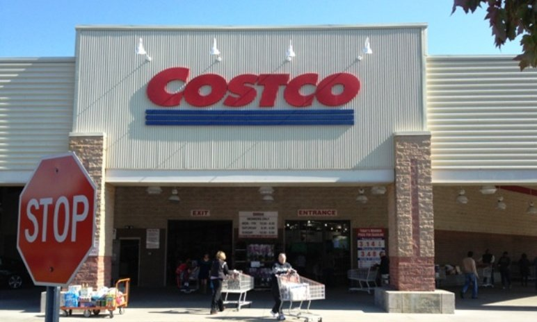 Front of Costco in Raleigh- NC Triangle Dining