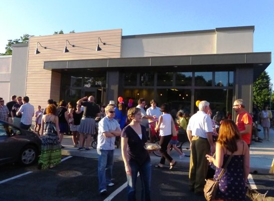 Grand opening for Yellow Dog Bread, Raleigh- NC Triangle Dining