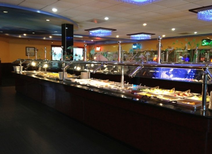 Buffet at Hibachi China Buffet, Cary- NC Triangle Dining