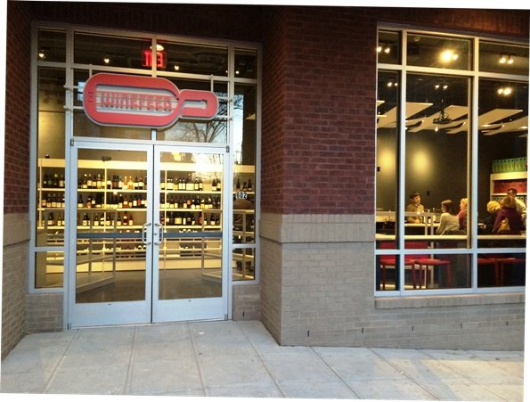 Front of Wine Feed, Raleigh- NC Triangle Dining