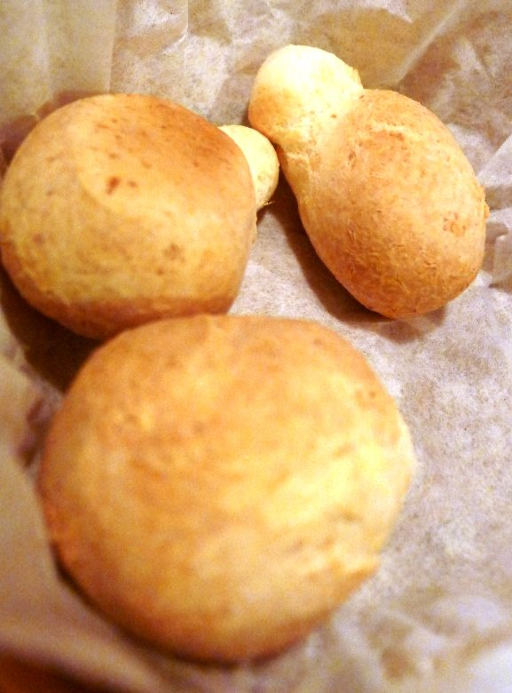 Pao de queijo at Tasca Brava in Raleigh- NC Triangle Dining