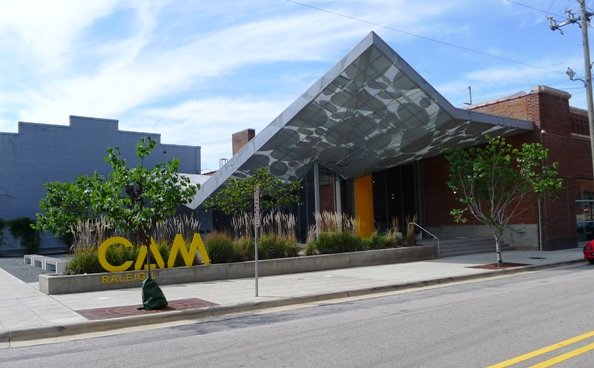 Contemporary Art Museum (CAM), Raleigh - NC Triangle Dining