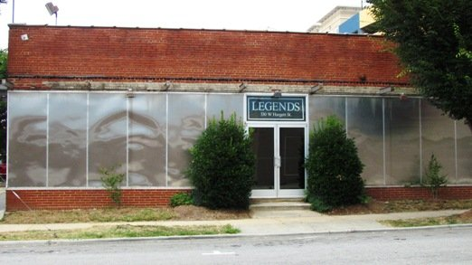 Legends Club, Raleigh - NC Triangle Dining