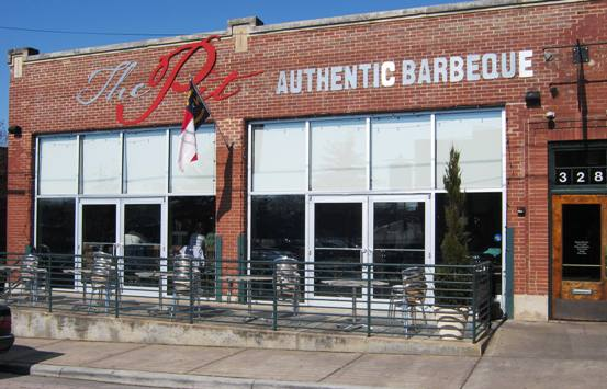 Front of the Pit, Raleigh - NC Triangle Dining