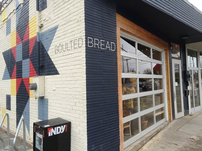 Corner of Boulted Bread, Raleigh- NC Triangle Dining