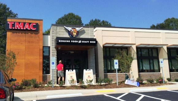 New restaurant TACO Mac in Cary, NC Triangle Dining