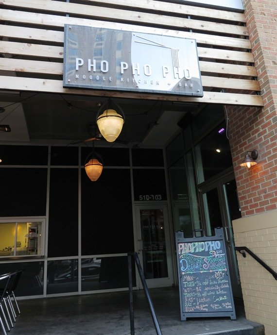 Pho Pho Pho, Raleigh- NC Triangle Dining