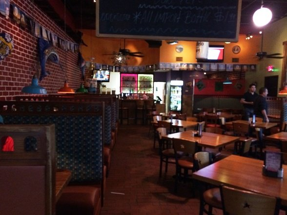 Inside of La Rancherita, Raleigh- NC Triangle Dining