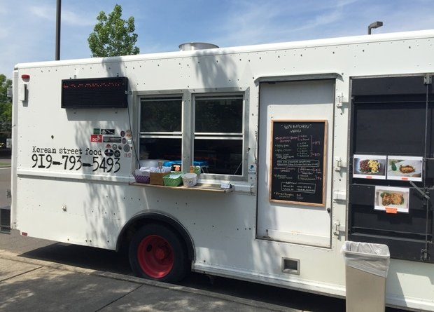 Bo's Kitchen Food Truck, Raleigh- NC Triangle Dining