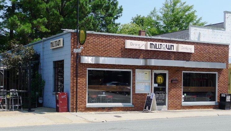 Milltown in Carrboro- NC Triangle Dining