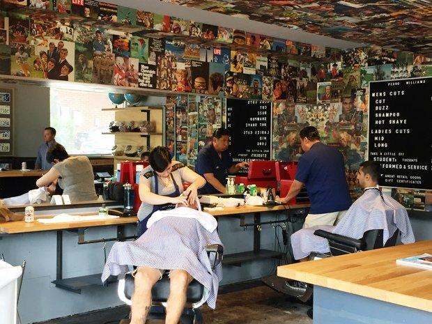 Interior at Pedro Williams in Durham- NC Triangle Dining