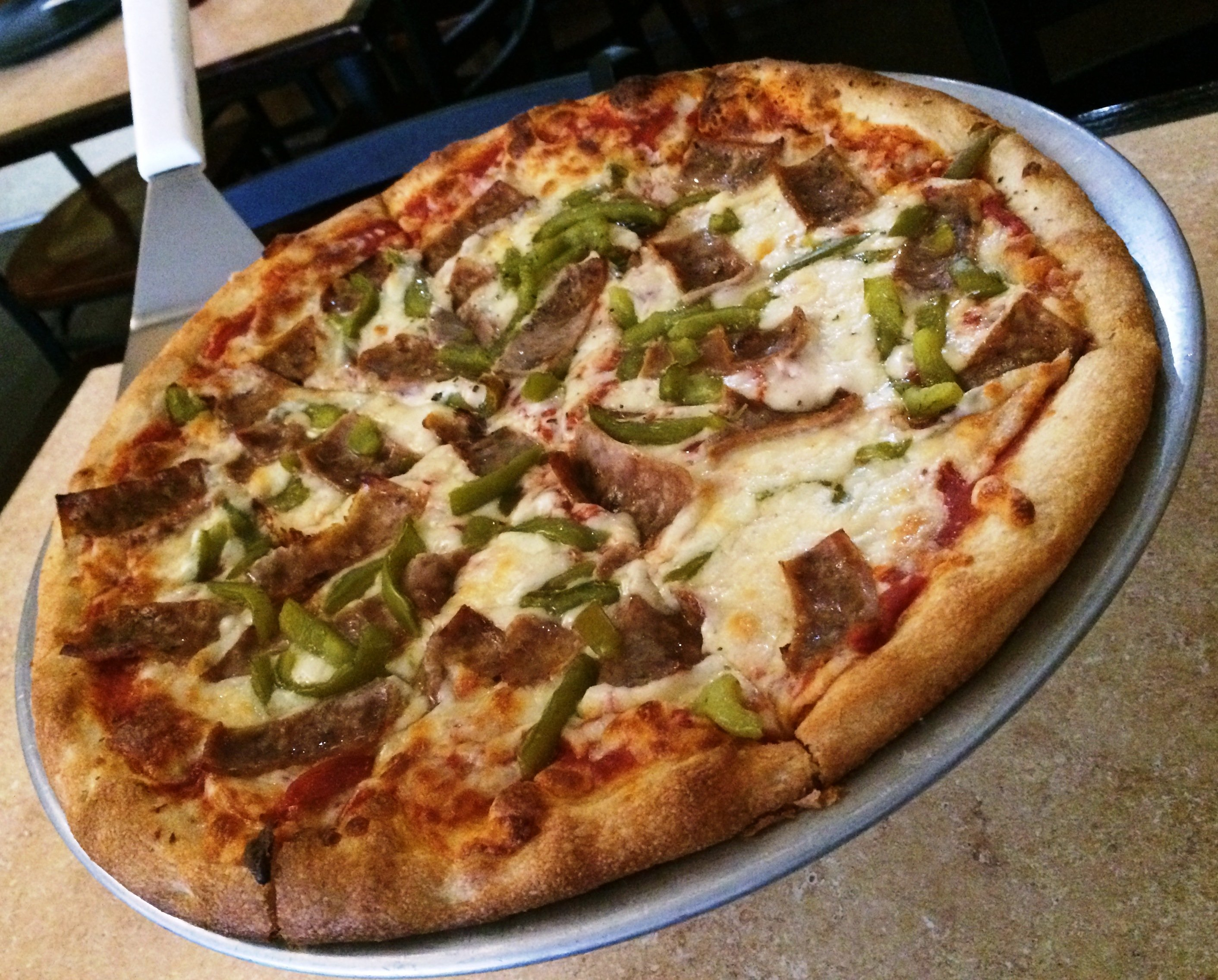 Frank\'s Pizza in Raleigh for Classic, Throwback Italian Eats - NC ...