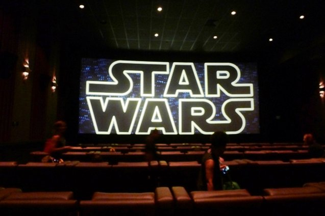 Woohoo, Star Wars at Cinebistro in Cary- NC Triangle Dining