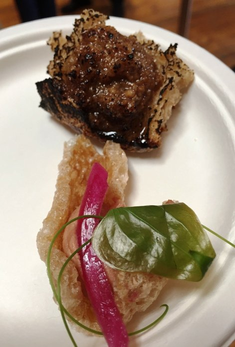 Brine Haus Provisions at launch party for Carroll's Kitchen in Raleigh- NC Triangle Dining