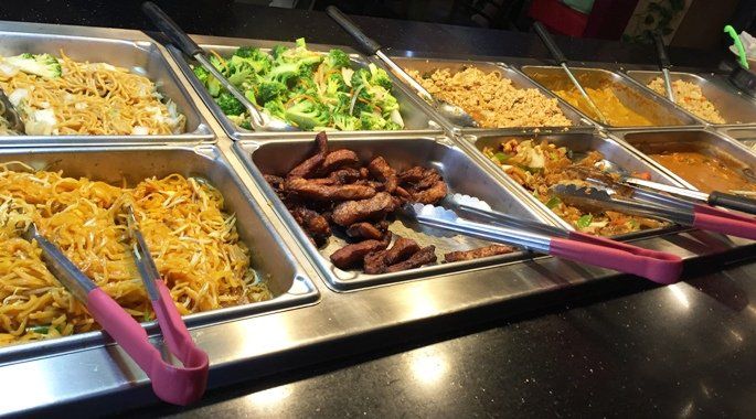 Thai China Buffet in Durham - NC Triangle Dining