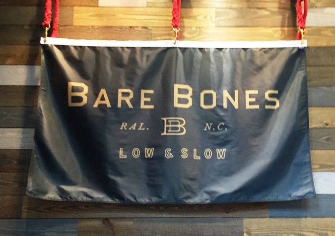 Bare Bones in Raleigh- NC Triangle Dining