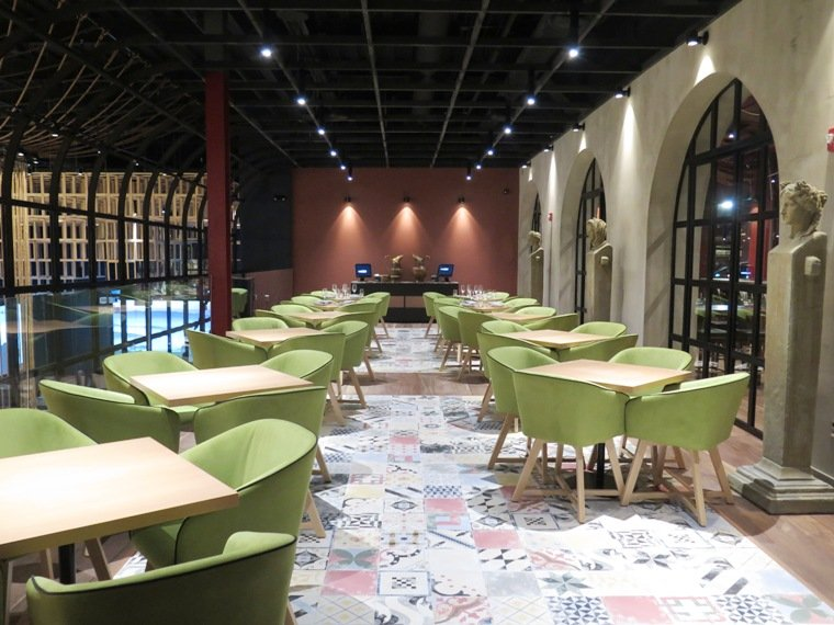 2nd floor at the new Vidrio in Raleigh - NC Triangle Dining