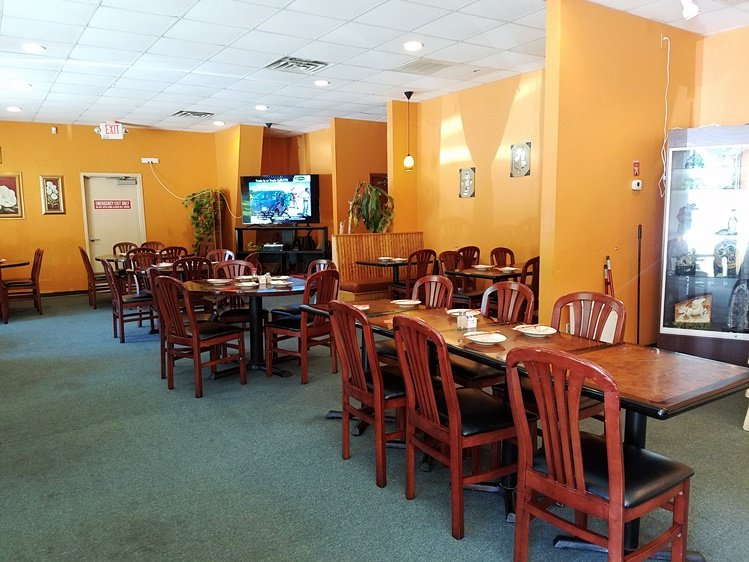 Dining room at Dim Sum House in Morrisville - NC Triangle Dining