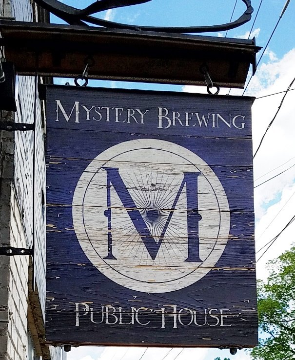 Mystery Brewing Public House in Hillsborough - NC Triangle Dining