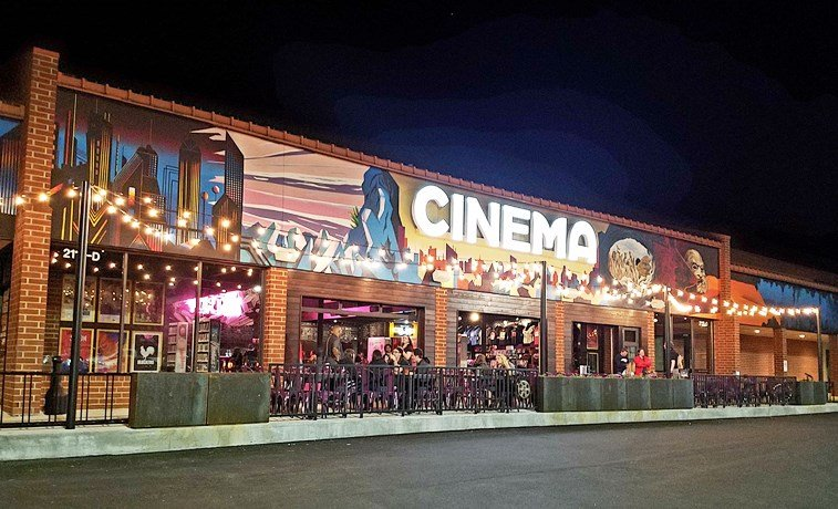 Find The Best Movie Theaters In Raleigh Cary And Chapel Hill
