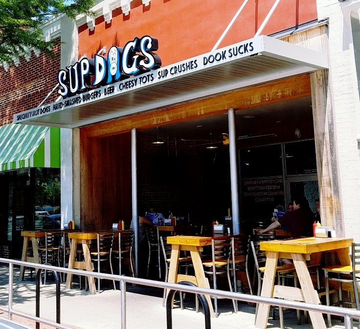Sup Dogs in Chapel Hill - NC Triangle Dining