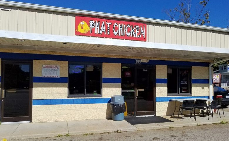 Phat Chicken in Raleigh - nctriangledining.com