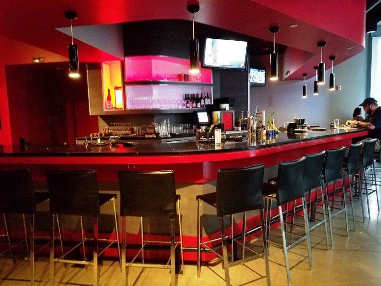 Bar at Sono Sushi in Raleigh - nctriangledining.com