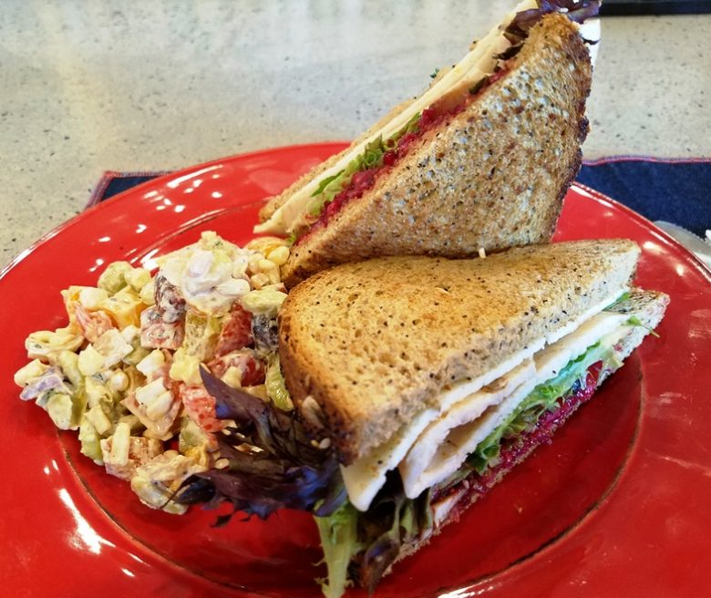 The Gobbler turkey sandwich at Grub Durham - nctriangledining.com