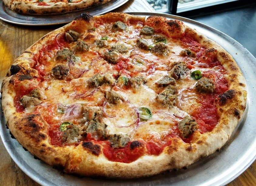 177eff2018f Capp s Pizzeria in Chapel Hill  Dishing Out Delicious Neapolitan Pizza ~ NC  Triangle Dining