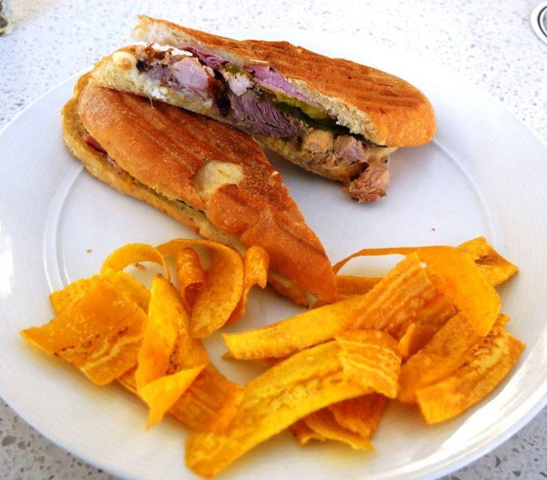 Cuban sandwich at COPA in Durham – nctriangledining.com