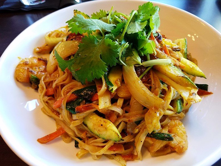 Hanoi noodles at CO in Raleigh - nctriangledining.com