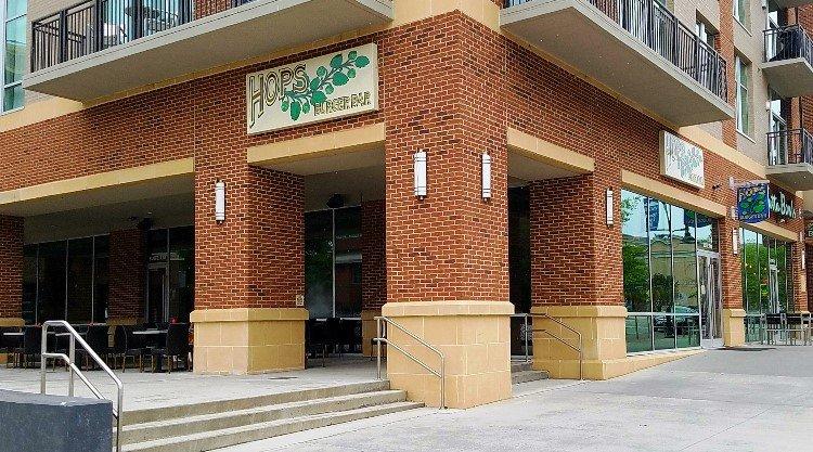 Hops Burger Bar in Chapel Hill - nctriangledining.com