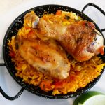 Arroz con pollo at COPA, Durham - nctriangledining.com