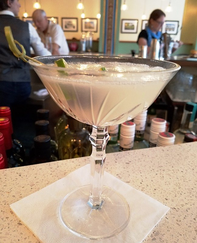 Classic daiquiri at COPA in Durham – nctriangledining.com