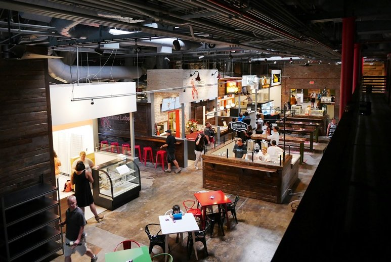 When Will Morgan Street Food Hall Open