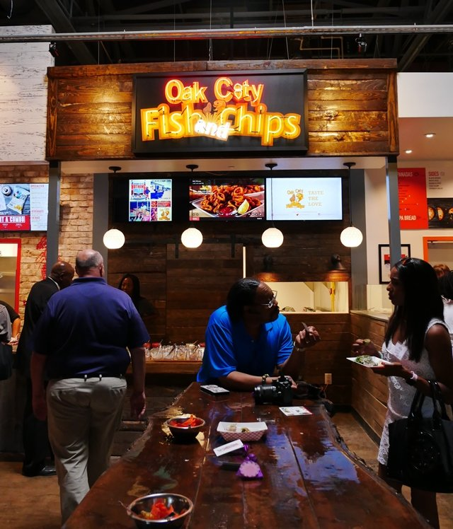 News upcoming archives nc triangle dining for Oak city fish and chips