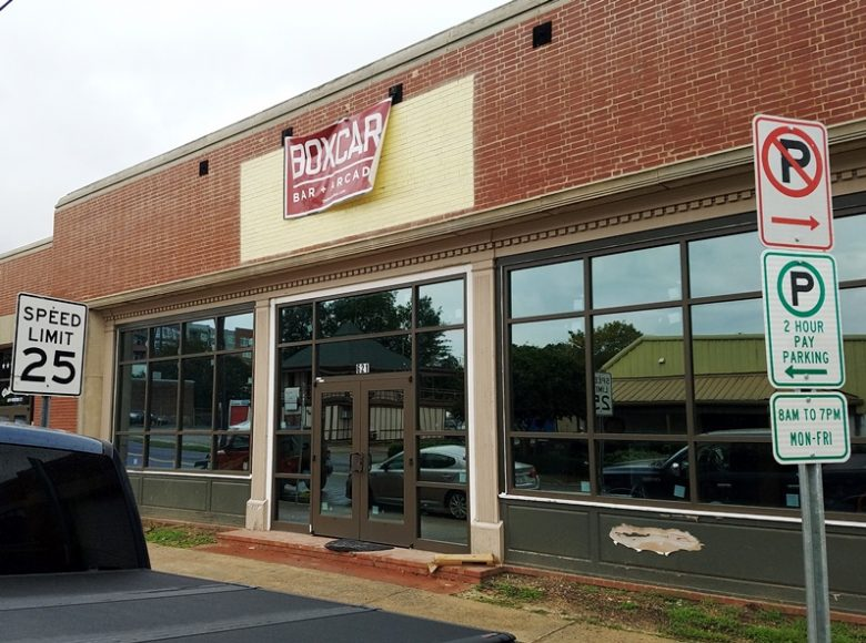 Boxcar Bar and Arcade in Durham - nctriangledining.com