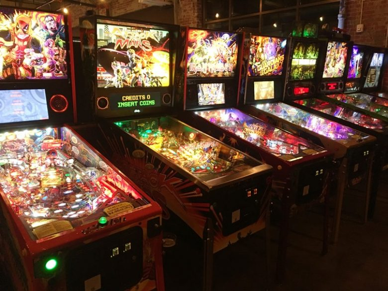 Boxcar Bar And Arcade Durham You Can T Beat Fun Games