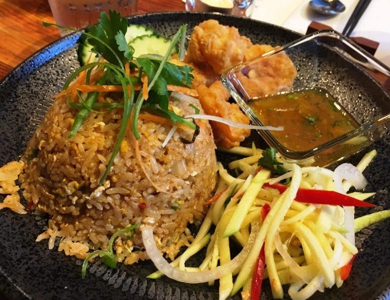 Nasi goreng at M Pocha in Durham - nctriangledining.com