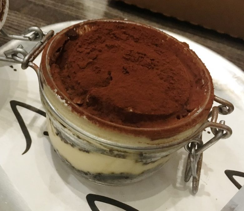 Tiramisu at Coronato Pizza in Carrboro - nctriangledining.com