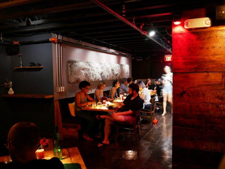 Kingfisher Bar in Durham - nctriangledining.com