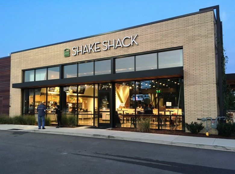 Front of Shake Shack in Cary - nctriangledining.com