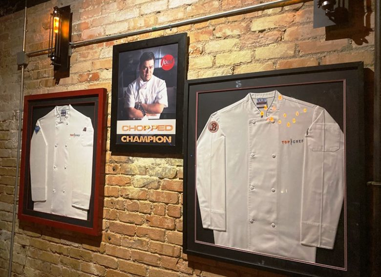 Top chef memories at High Horse in Raleigh - nctriangledining.com