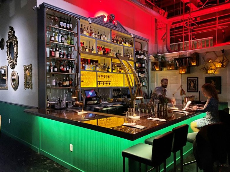 Aunt Betty's Gin and Absinthe Bar in Raleigh - nctriangledining.com
