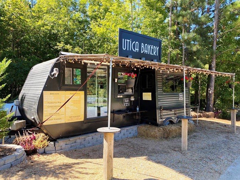 Utica Bakery in Apex - nctriangledining.com