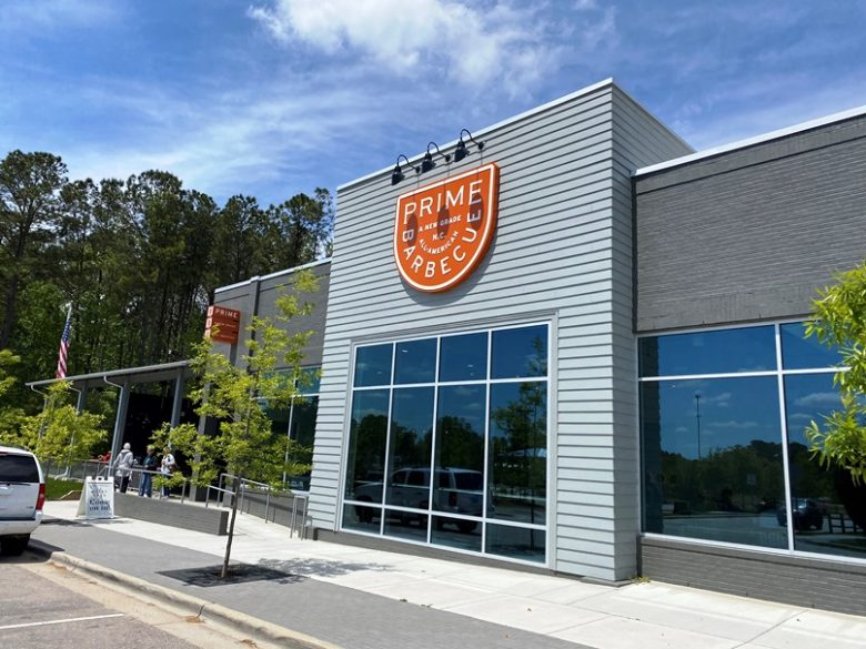 Prime Barbecue in Knightdale - nctriangledining.com