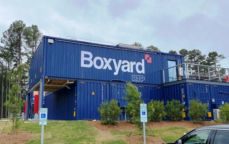 Boxyard RTP in Durham - nctriangledining.com