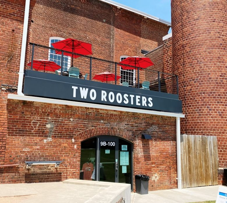 Two Roosters, Durham - nctriangledining.com