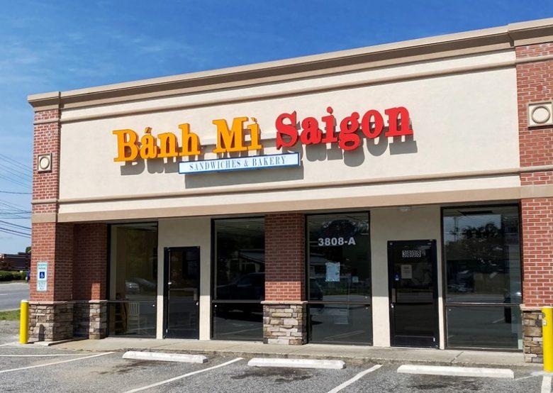 Banh Mi Saigon Sandwiches in Greensboro - nctriangledining.com