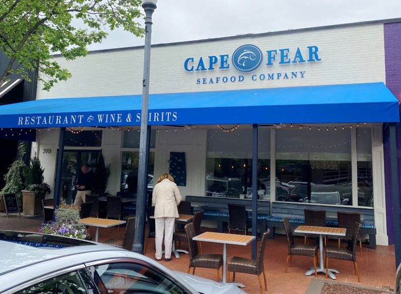Cape Fear Seafood Company in Raleigh - nctriangledining.com